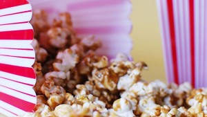 Halloween-Treats-Caramel Popcorn