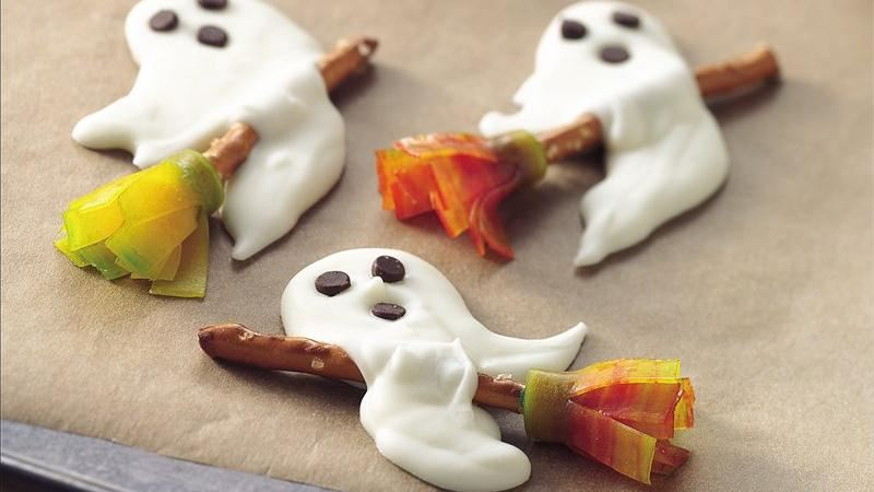 Easy, Cheap Halloween Treats