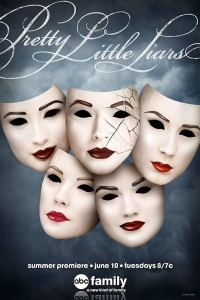 7-8 pretty little liars poster