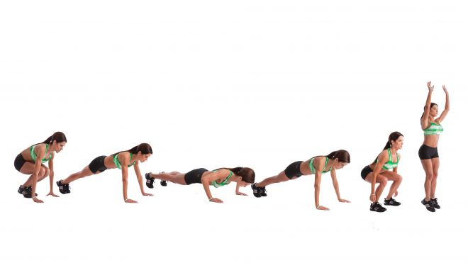 Burpees: How to Do The Perfect Burpee picture