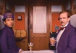 Oscar Nominated Film- The Grand Budapest Hotel