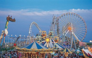 bucket list - AmusementPark