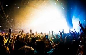 bucket list - concert