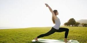 sleep better - yoga