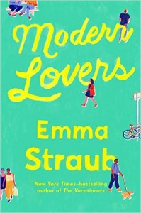 Modern Lovers by Emma Straub; most anticipated books of 2016 (6)