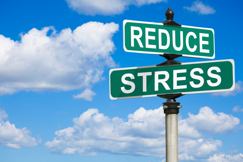 How to Reduce Stress Throughout Your Day