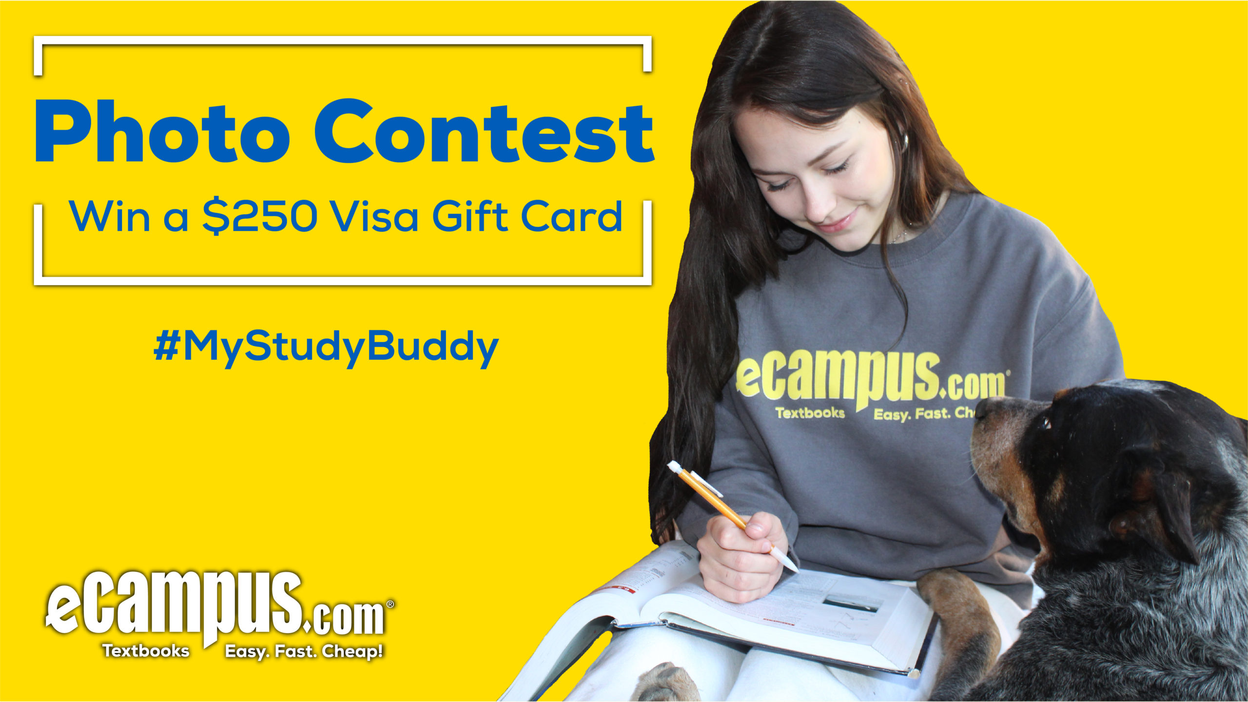 #MyStudyBuddy Photo Contest Winners