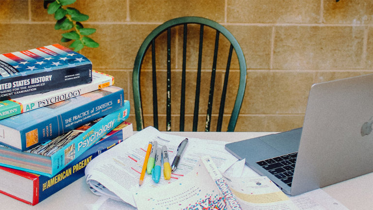 How to Transform Your Home into a Work Study Area